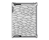 Uncommon LLC Fields of Lines Deflector Hard Case for iPad 2/...