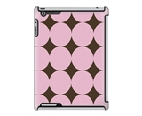 Uncommon LLC Large Pink Dots Deflector Hard Case for iPad 2/...