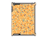 Uncommon LLC Confetti Dots Yellow Deflector Hard Case for iP...