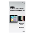 WriteRight Fitted Screen Protector Kit For Apple Ipod Nano 6...