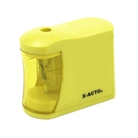 X-ACTO Mini-Buzz 2AA Battery-Powered Pencil Sharpener, Color...